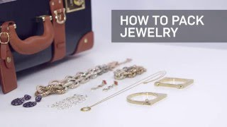 How to Pack Jewelry | Travel + Leisure thumbnail