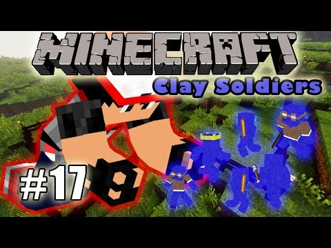 """""""What?! AN EGG?!"""" - Minecraft Clay Soldiers Mod Let's Play Episode 17"""