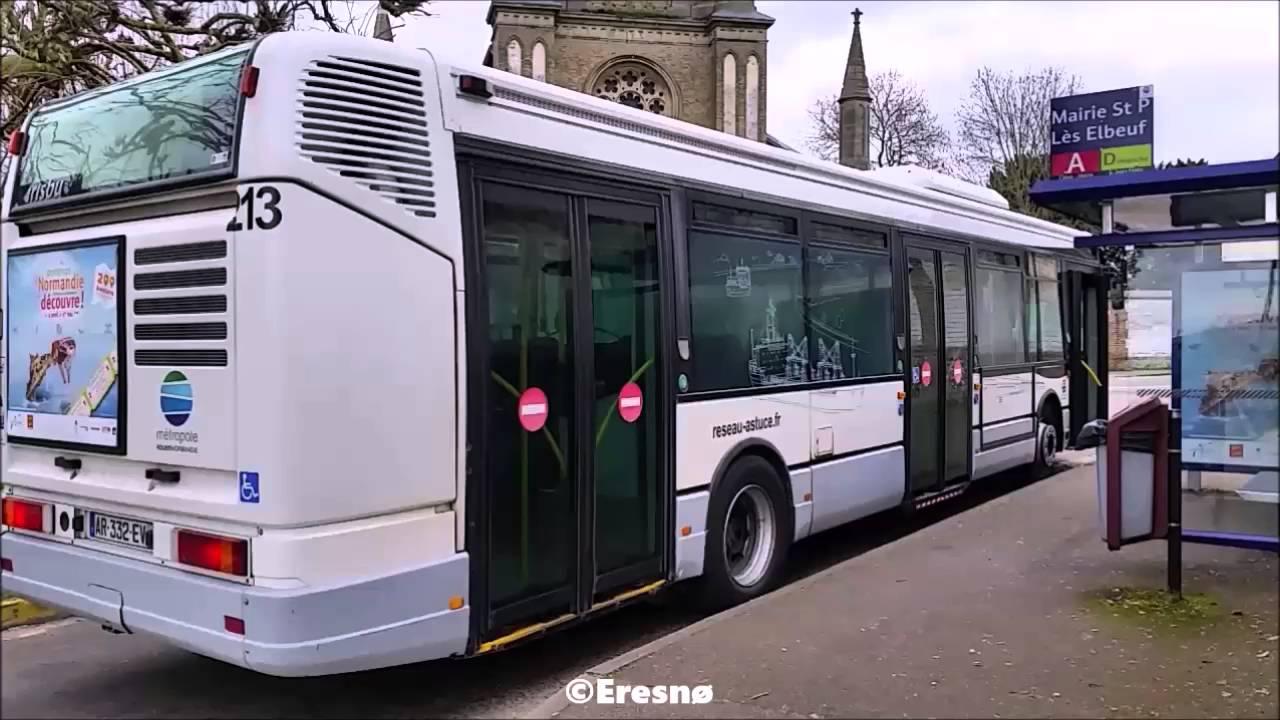 d marrage irisbus agora s 3 tae elbeuf youtube