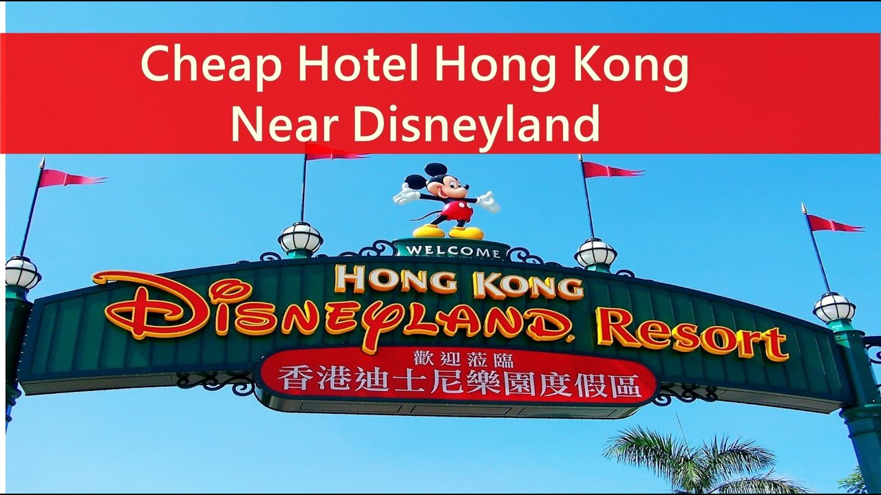 Cheap Hotels By Disneyland