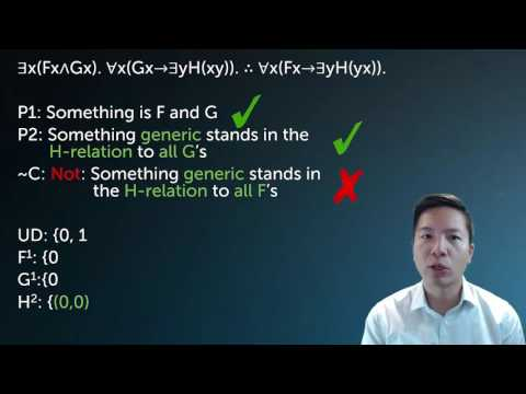 Lecture: Unit 9 Predicate Logic Semantics Part II