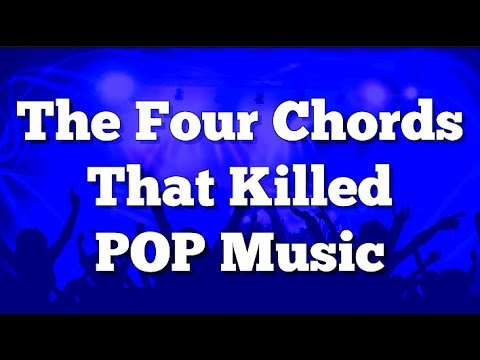 The Four Chords That Killed Pop Music Youtube