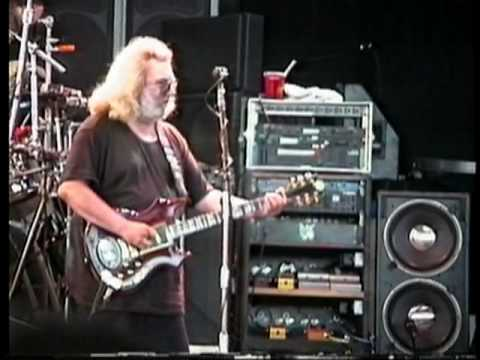 Grateful Dead They Love Each Other 6 6 91 Deer Creek Youtube