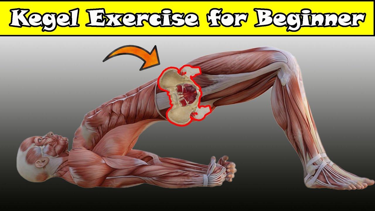 Kegel Exercise Beginner Step By Step