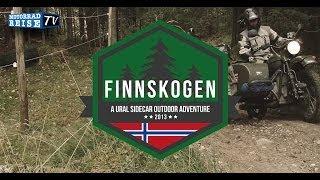 URAL Sidecar Outdoor Adventure -- Finnskogen, Norway