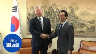 U.S. representative talks denuclearization of North Korea