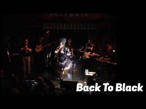 Amy Winehouse - Back to Black - Cover (Ödül & Funk Alaturka 28 Mart 2013 Albüm lansman konseri)