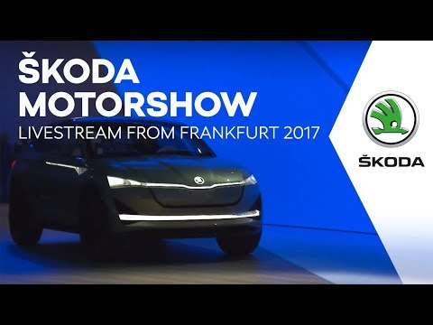 FRANKFURT LIVESTREAM MOTOR SHOW 2017