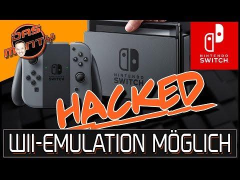 NINTENDO SWITCH GEHACKT !!! | Spielt schon Wii--Titel ab |Fusée Gelée | DasMonty - Deutsch