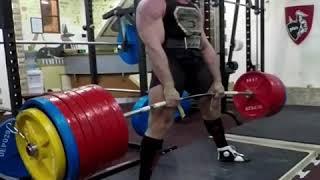 Сергей Дараган 390 кг