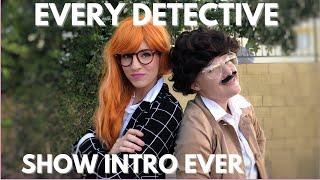 CLASSIC COP DETECTIVE SHOW INTRO
