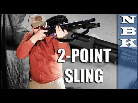Shotgun Sling Techniques - (Trigger Talk)