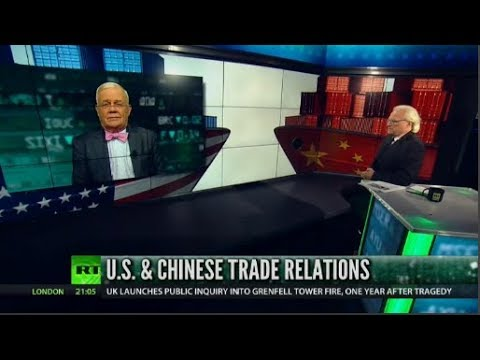 Trade War Troubles: US & China