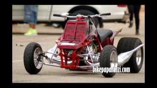 $25,000 ATV Banshee Grudge Run: R&R Performance vs Tim Mills Racing.