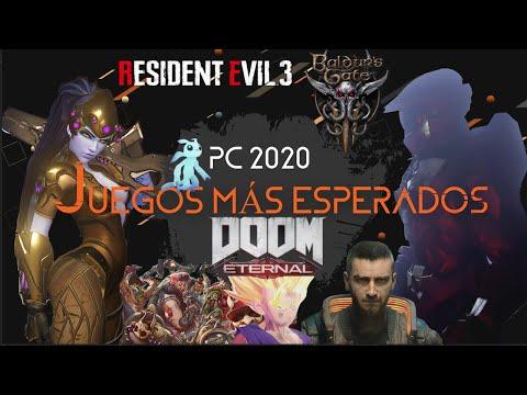 15 JUEGOS MÁS ESPERADOS En 2020 Para PC/XBOX ONE ¡Mira Lo Que Se Avecina!