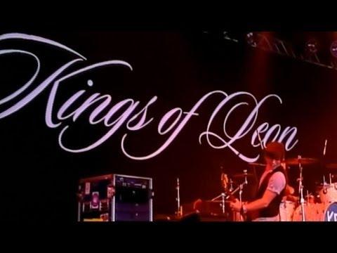 Kings of Leon - Lowlands 2007