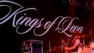 kings of Leon - Live at Lowlands, 2007