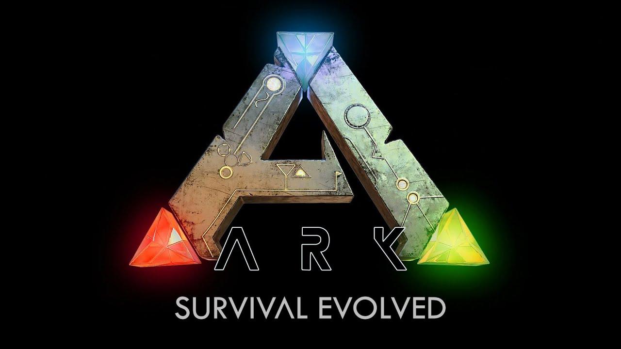 ARK: Survival Evolved первая игра !!! Gtx 550 ti - YouTube