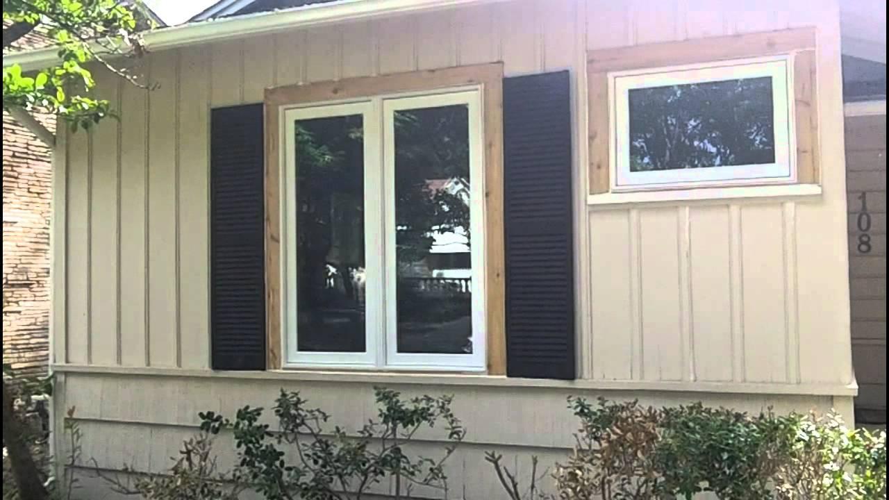 San antonio windows fiberglass wood replacement window for Fiberglass replacement windows