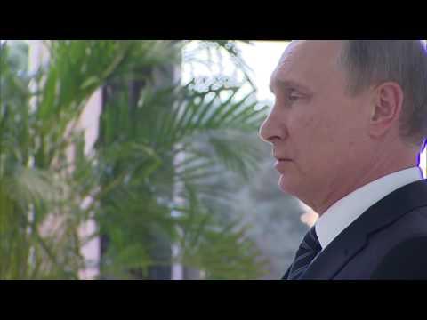 Путин прокомментировал свою 'победу' на Brexit