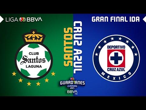 Santos Laguna Cruz Azul Goals And Highlights
