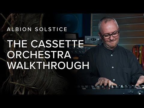 Walkthrough: The Cassette Orchestra