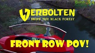 Verbolten FRONT ROW POV HD Busch Gardens Williamsburg