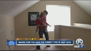 Making Sure You Have The Correct Type Of Baby Gate