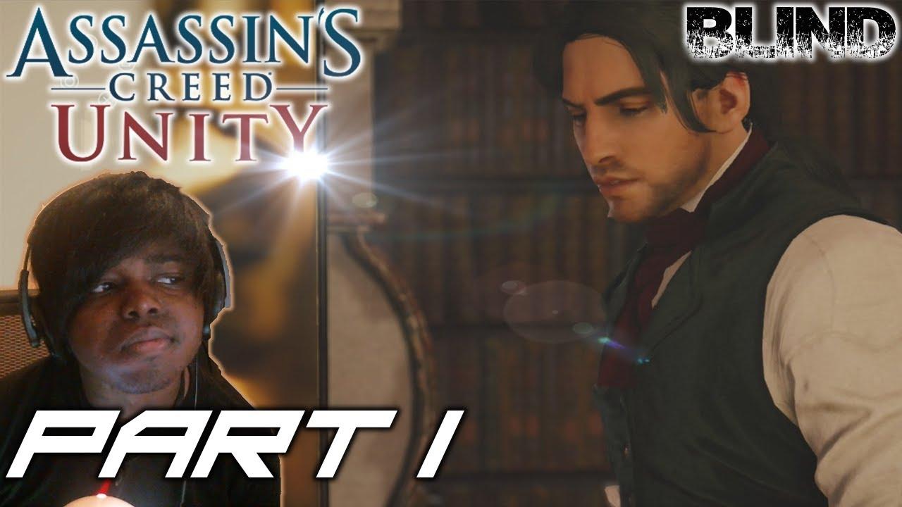 Arno Dorian Assassin S Creed Unity Blind Walkthrough