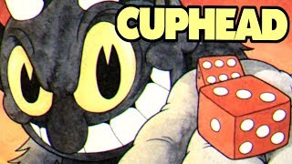 Playing CUPHEAD For The First Time