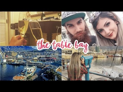 VLOG: África do Sul, The Table Bay, Shopping e Cape Town