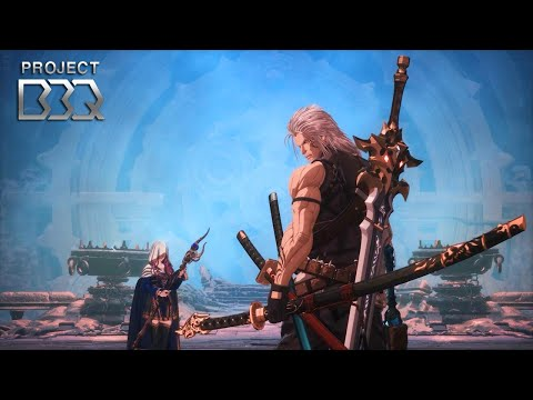 Project BBQ Dungeon Fighter Online 3D  2nd Gameplay Trailer  New Character Show  UE4