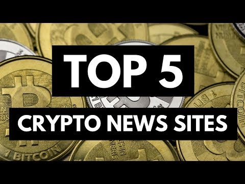 Top 5 Cryptocurrency News Sites in 2018 | The Best Resources to Stay Informed