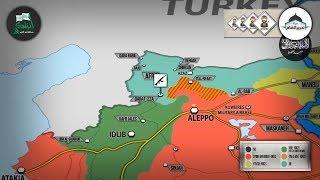 28 сентября 2018. Военная обстановка в Сирии. США обвинили РФ и Асада укреплении боевиков в Идлибе.