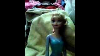 Como secar una muñeca elsa
