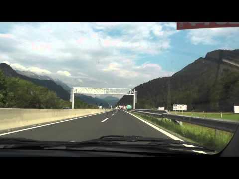 Spijkenisse Netherlands to Brezice Slovenia Roadtrip 1363km 14 hours 27-06-2014