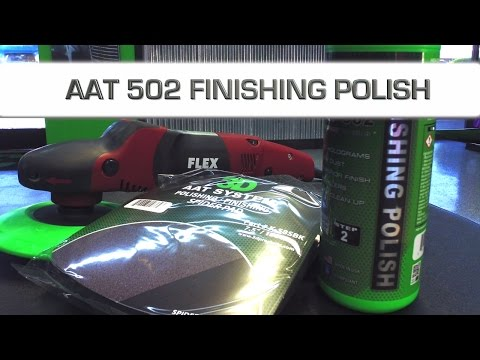 502 Finishing Polish