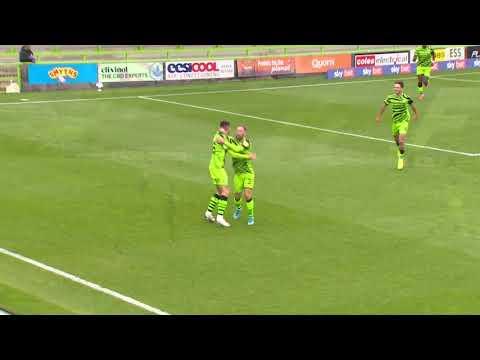 Forest Green Stevenage Goals And Highlights