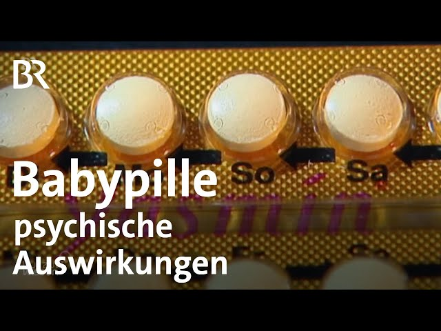 Antibabypille: Schattenseiten der hormonellen Verhütung | Gut zu wissen | BR