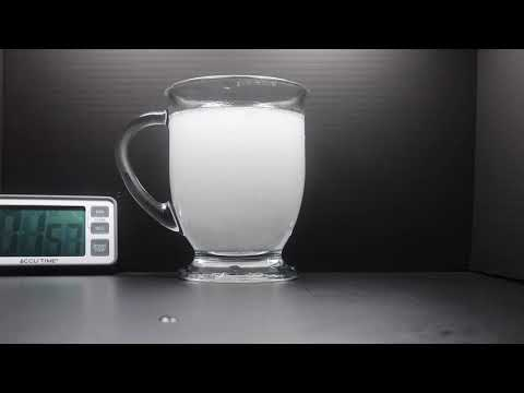 Effervescent H2 Magnesium Tablets