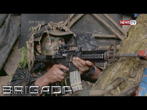Brigada: Pagsasanay ng mga sundalong nais mapabilang sa AFP Scout Rangers, ipinasilip sa 'Brigada'