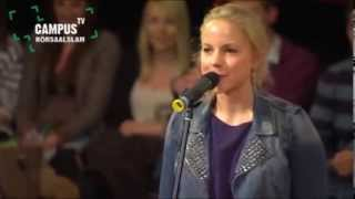 Julia Engelmann - Remix - Lila Wolken, Marteria