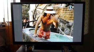 видеообзор телевизора LG 42PM4700-ZA Часть 1