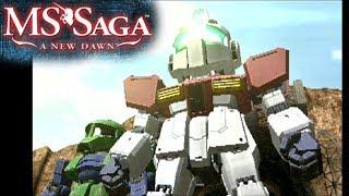 MS Saga: A New Dawn ... (PS2)