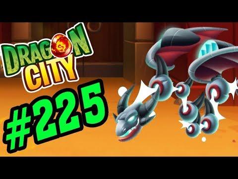 Dragon City Game Mobile - Gravity Dragon Đánh Bại Rồng Trọng Lực - Game Nông Trại Rồng #224