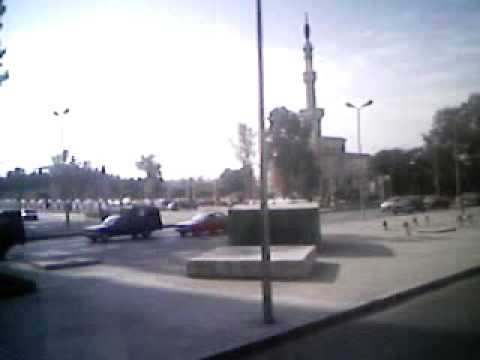 The Drive to School in Port Said