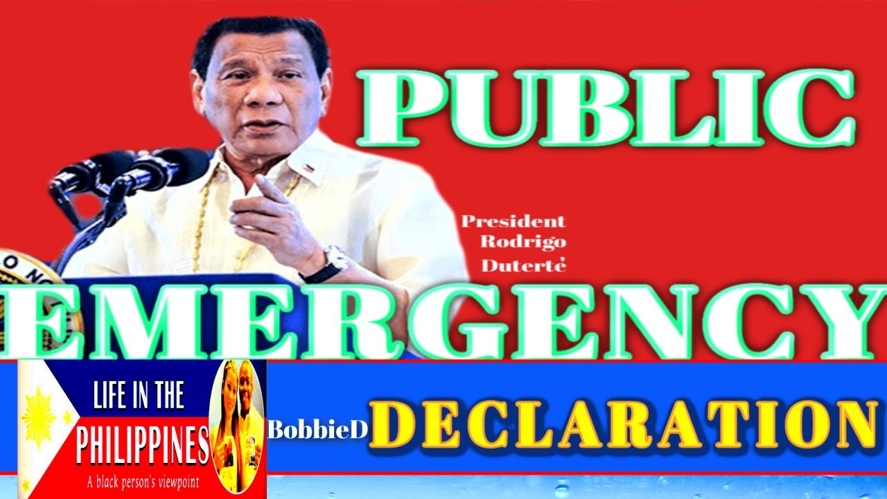 Download Philippines To Declare Public Health Emergency Amid Covid-19 Outbreak