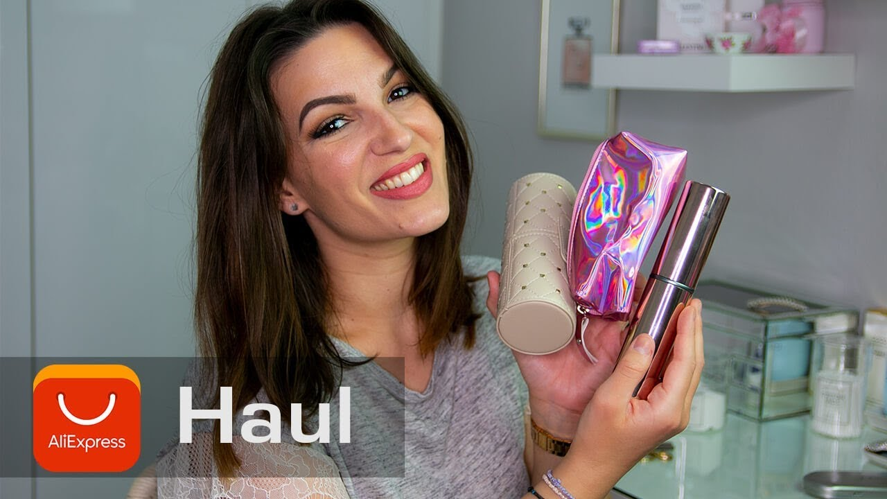 Aliexpress Haul - Make-up Diary