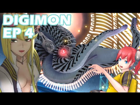 Digimon Cyber Sleuth Tentacle Porn And Boobs Ep4 Bs Gaming Newtubers
