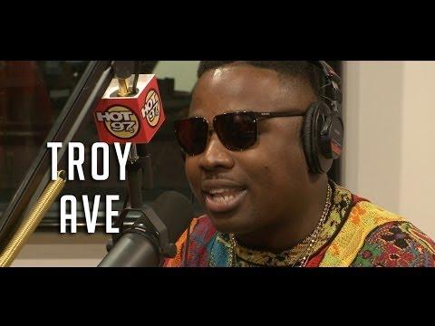 Troy Ave Freestyles on Flex